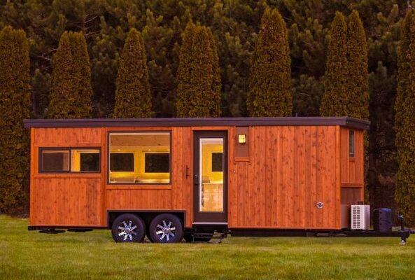 Vista Boho Tiny House by Escape
